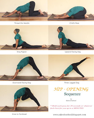 STREACHINGS FOR TIGHT HIPS
