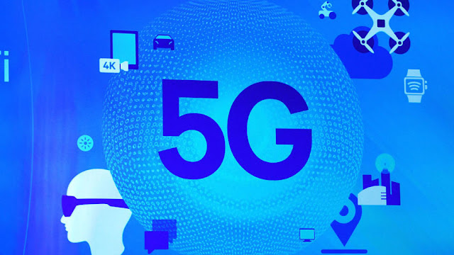 Teknologi Internet 5G