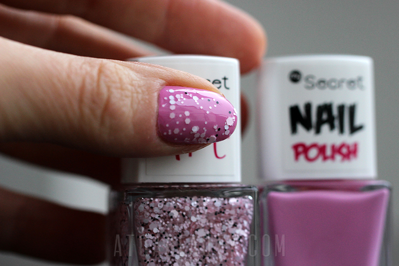 My Secret • 204 Candy Pink & 221 Polite Dots