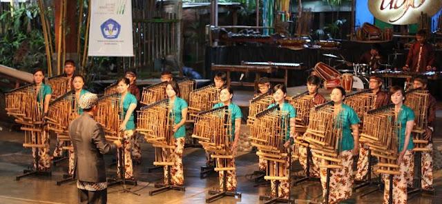 Tiket Saung Angklung Udjo