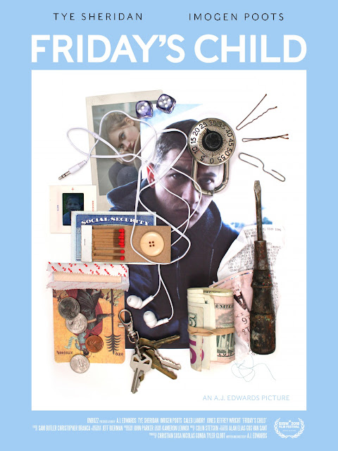 fridays child poster