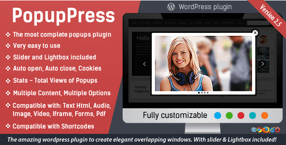 PopupPress v2.5.4