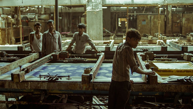 Machines, Directed by Rahul Jain, plight of laborers in textile mills