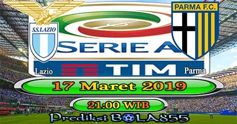 Prediksi Bola855 Lazio vs Parma 17 Maret 2019