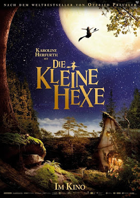 Die kleine Hexe 2018 DVD R4 NTSC Latino *EXCLUSIVO*