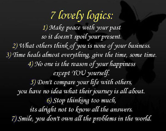 7 Lovely Logic Love Quotes