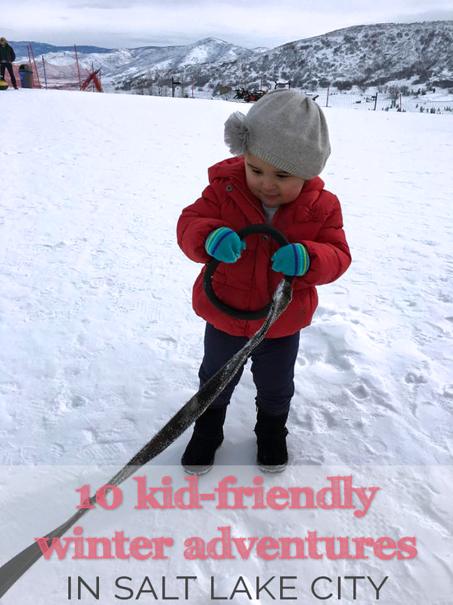 10 kid friendly winter activities in salt lake city, utah