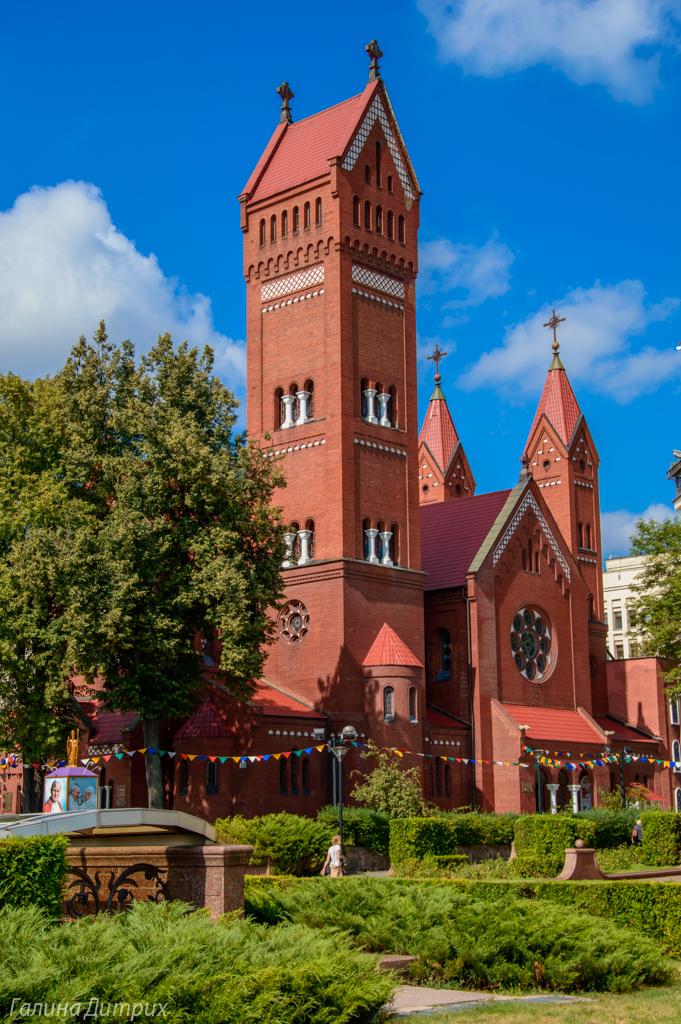 католическая церковь Симеона и Елены