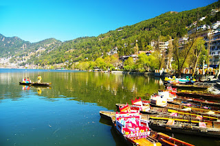Nainital, Naini Lake, Uttaranchal Tour Packages