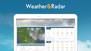 Aplikasi Weather & Radar