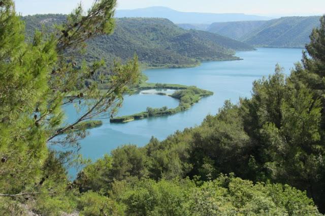 Kroatië, Nationaal Park Krka