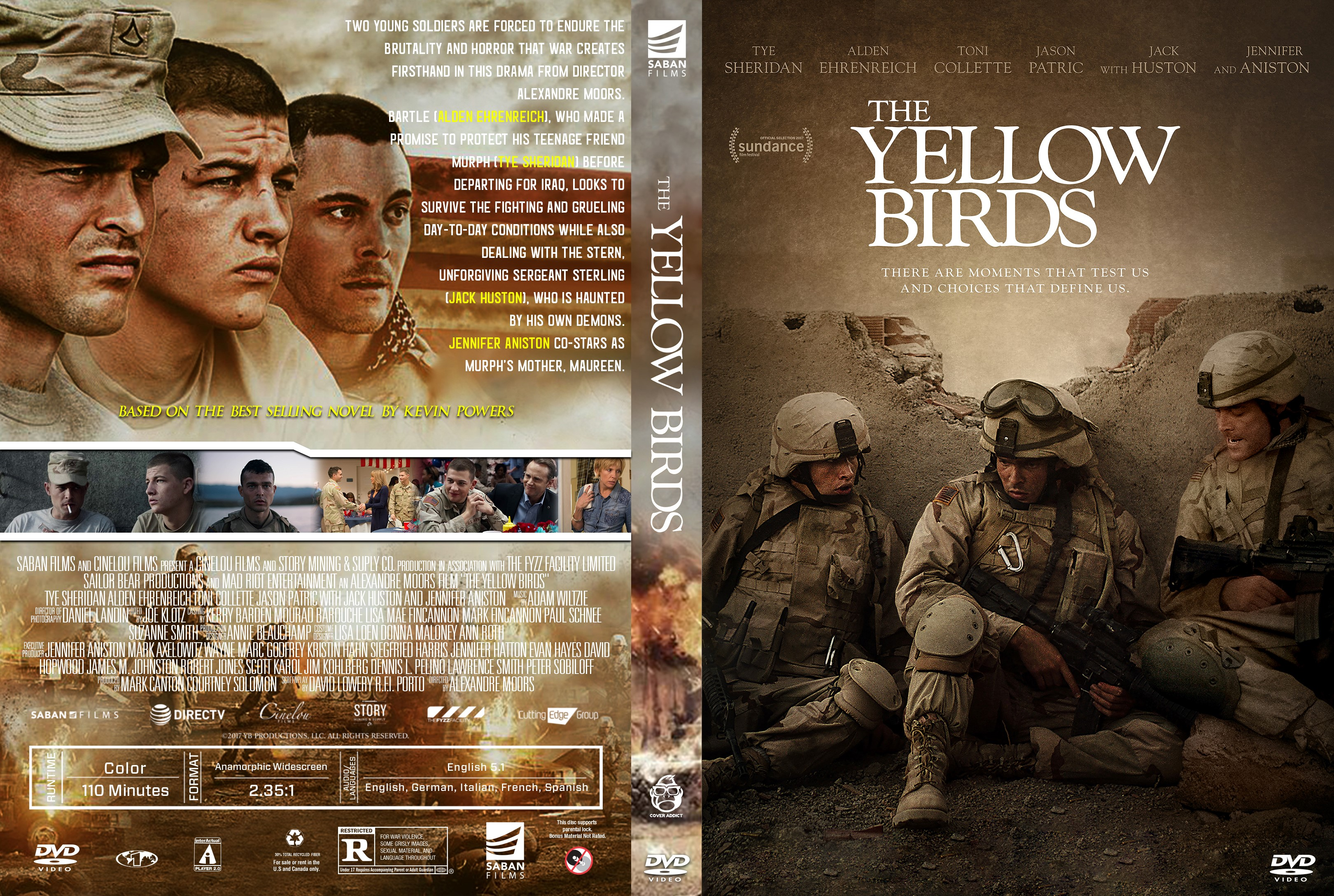 the yellow birds full movie download