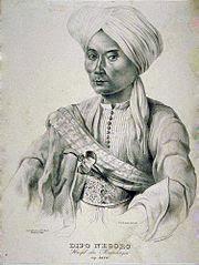 Biografi Singkat Pahlawan Nasional Pangeran Diponegoro Sharing