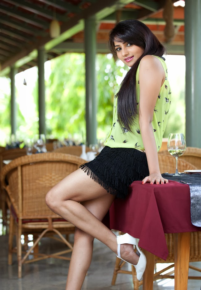 Rachita Ram New Photo Kannada Actress - Bolly Actress Pictures-2612