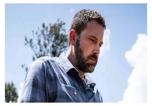 Ben Affleck opens going on approximately disturbance then alcoholism, says its part of my moving picture Image