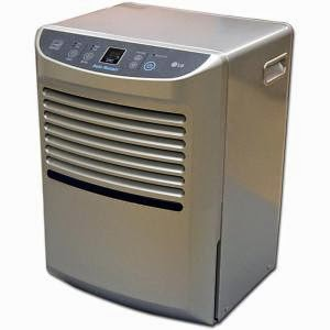 No Spots of Rain in the Air — Thinking About Dehumidifiers