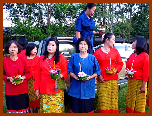 Loy Krathong, Phrae