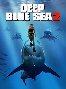 Deep Blue Sea 2 (2018) Legendado