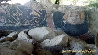 Mansao De livia afrescos - A Mansão de Livia