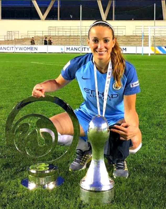 Kosovare Asllani - Among sexiest female players of European Leagues