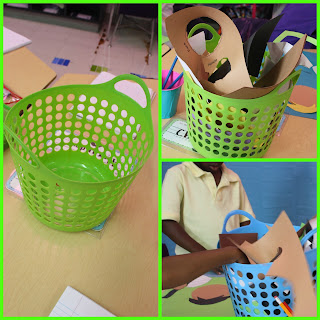 Guest blog post from Greg Smedley-Warren at The Kindergarten Smorgasboard who gives us some tips for using Baskets To Battle A Paper Mess.