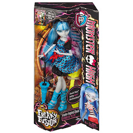 MH Freaky Fusion Ghoulia Yelps Doll
