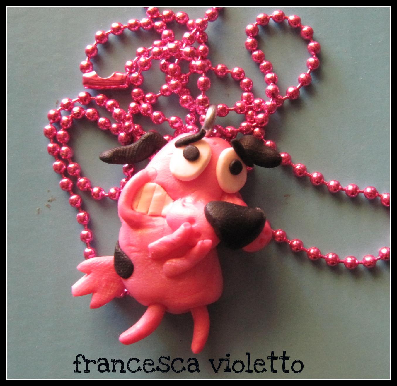 Francesca violetto arte personaggi dei cartoni animati e