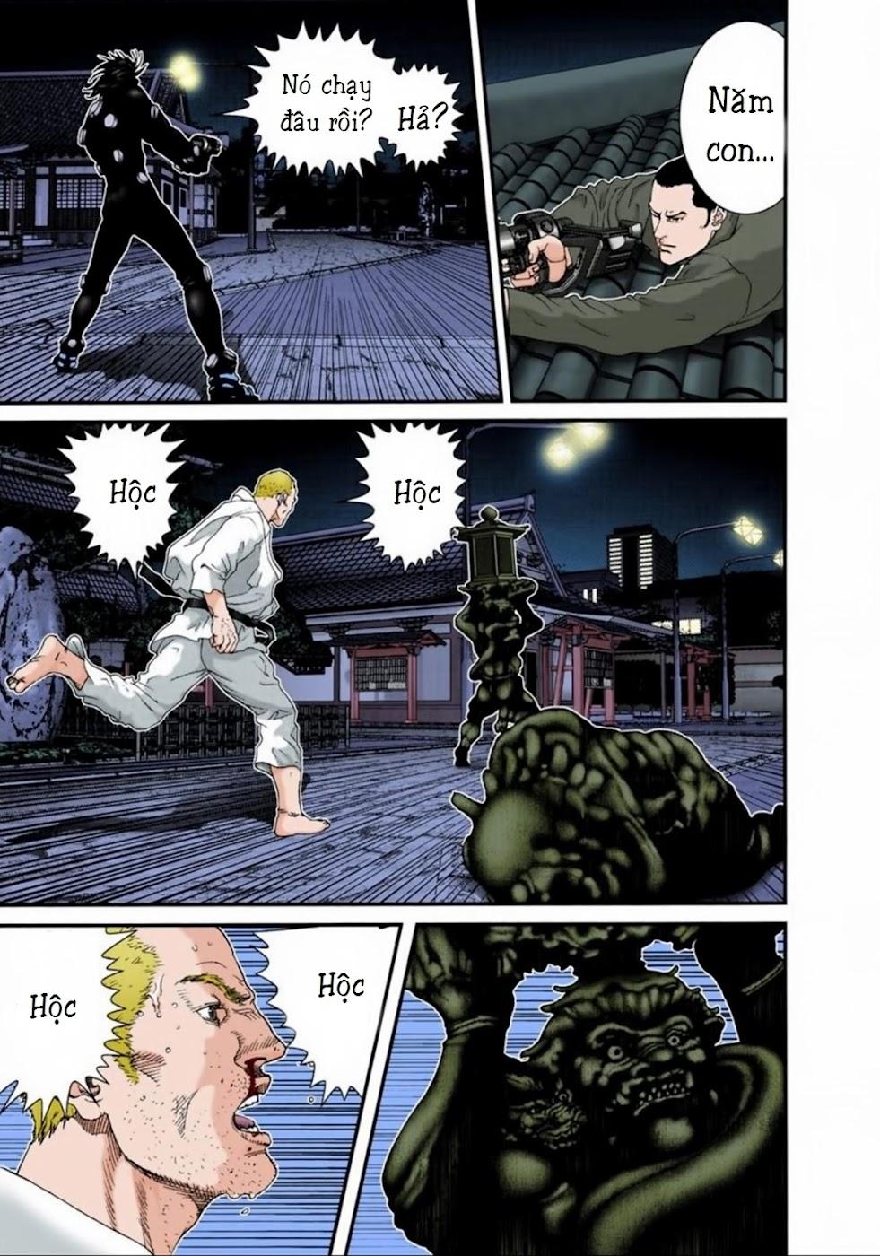 Gantz Chap 70: Cảm thấy giỏi hơn trang 13