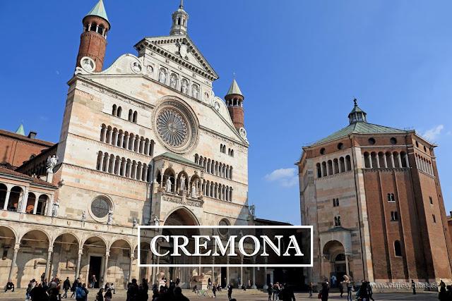 Guía de Cremona, la ciudad del arte y el violín