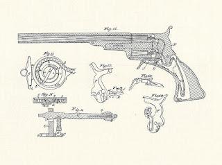 Le Colt PATERSON plan