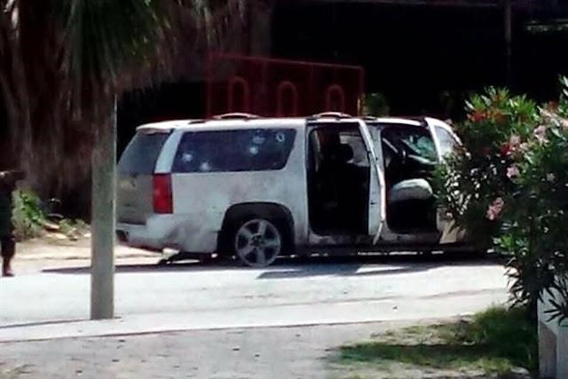 """EJERCITO """"GANCHO"""" SUBURBAN y 5 ESCORPIONES BIEN ARMADOS,ALIADOS del PANILO"""