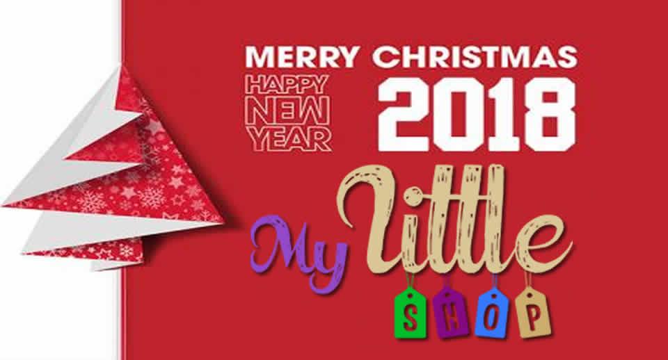 Το mylittleshop.gr σας εύχεται Χρόνια Πολλά!