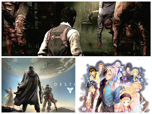 Johnny's Top - 5 Most Anticipated Games For 2014