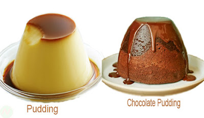 Pudding,Pudding food