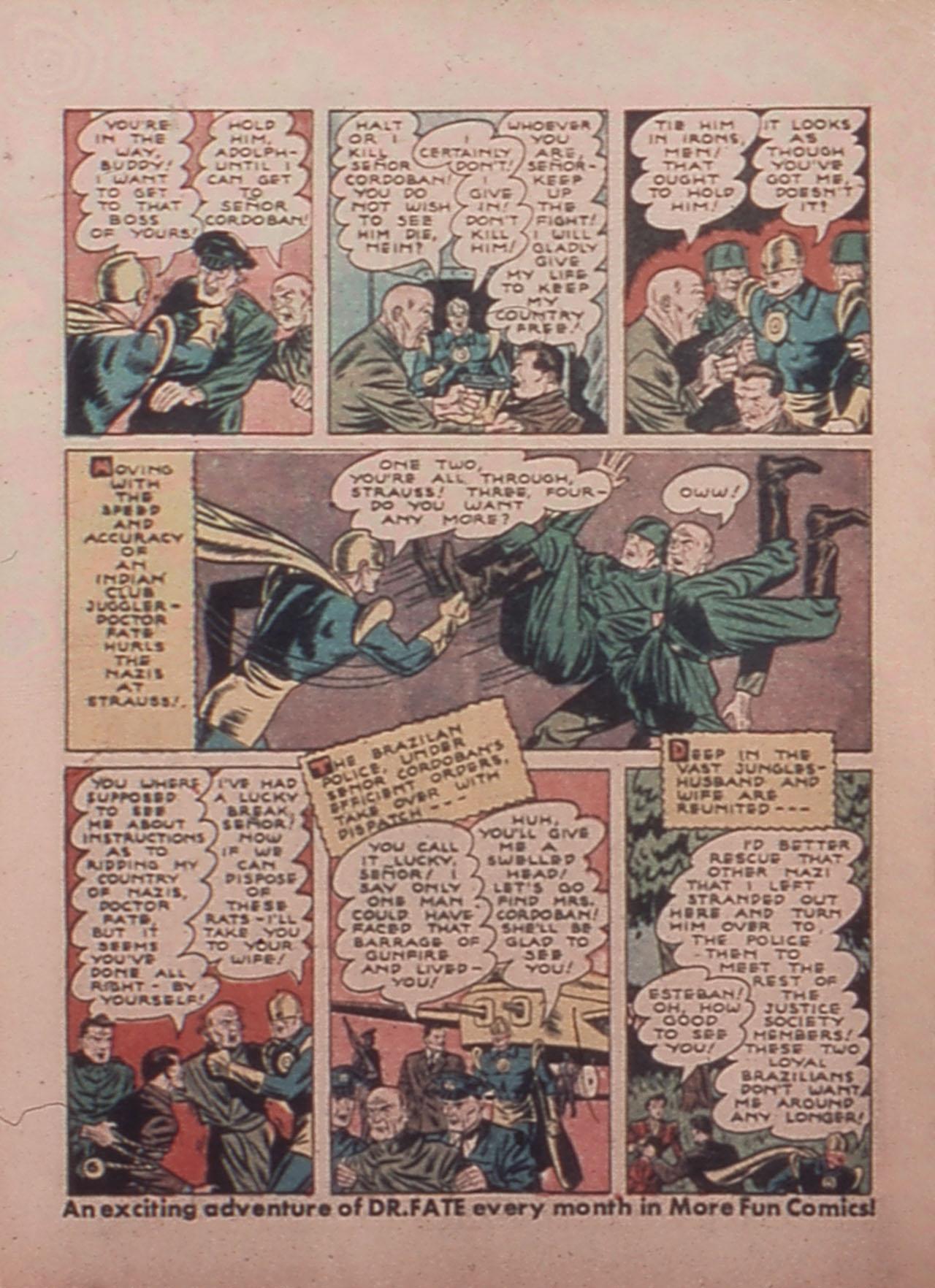 Read online All-Star Comics comic -  Issue #9 - 46