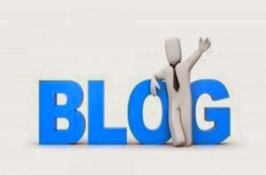 blog as a main job