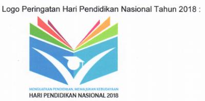 gambar logo hardiknas 2018
