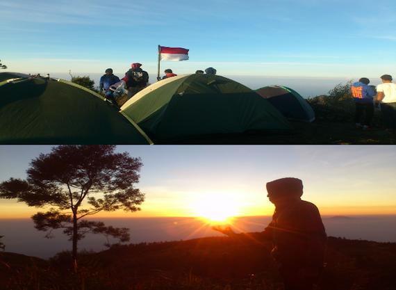 Tips Pendakian Gunung Prau (di Wonosobo) Bagi Para Pemula