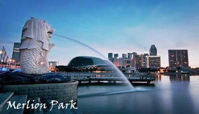 merlion-park