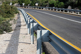 distributor guardrail