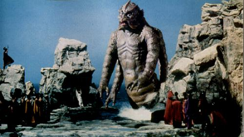 Wordsmithonia: 10 Giant Monsters Whose Feet You Should Avoid