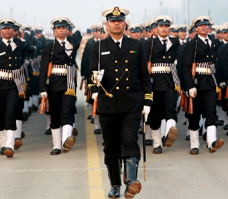 Indian Navy Cadets