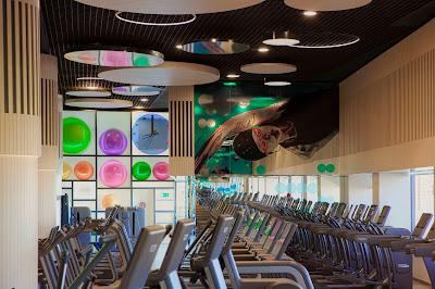 Reebok sports club madrid teresa sapey revista for Revista habitat arquitectura diseno interiorismo