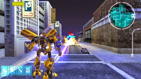 transformers psp iso