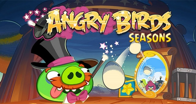 Descargar Angry Birds Season