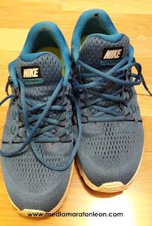 Nike Vomero 12 tras 500 kms