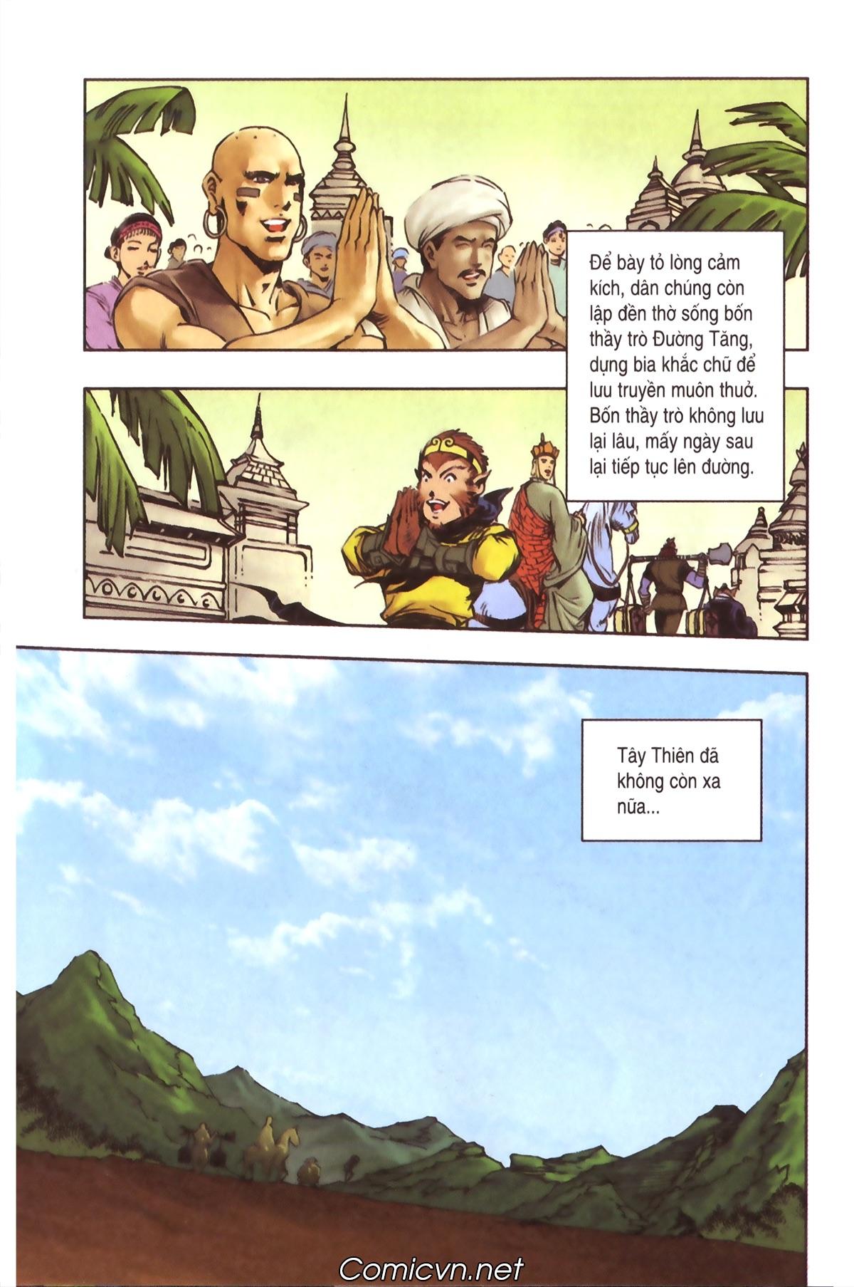 Tây Du Ký màu - Chapter 128 - Pic 21