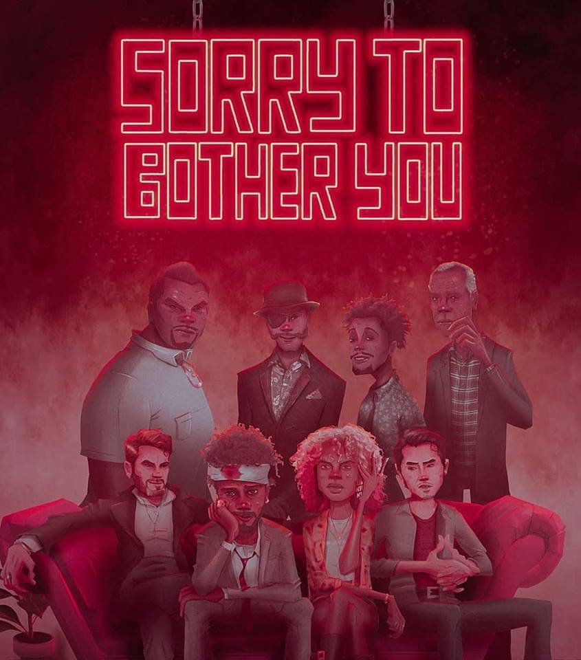 Cinematic Releases: Code-Switching for Fun and Profit: Sorry to Bother You (2018) - Reviewed