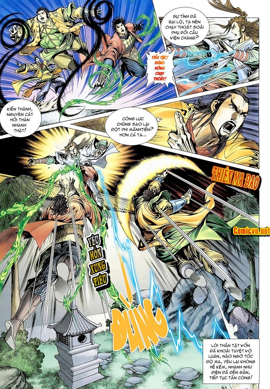 Đại Đường Uy Long chapter 71 trang 7