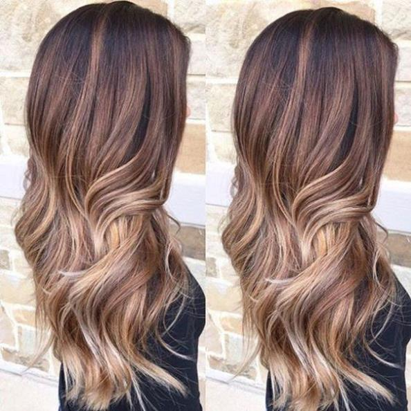 Hair Melting Hairstyles And Hair Color Trend 2018 Hairstyles Cute